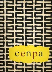 Revue Cenpa N°2 - Couverture - Format classique