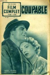 Tous Les Jeudis - Film Complet N° 289 - Coupable - Couverture - Format classique