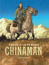 Chinaman ; INTEGRALE VOL.2 ; T.4 A T.6 - Couverture - Format classique