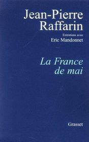 La France de mai ; entretiens avec Eric Mandonnet - Intérieur - Format classique