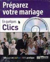 Préparez votre mariage - Intérieur - Format classique