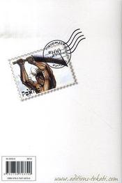 Banya t.4 - 4ème de couverture - Format classique