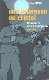 Une Jeunesse De Cristal - Intérieur - Format classique