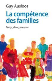 Competence des familles (la) - Couverture - Format classique