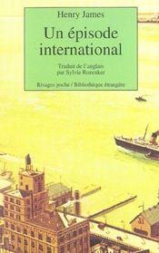 Un épisode international - Intérieur - Format classique