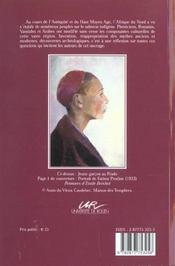 L'Afrique Du Nord Antique Et Medievale ; Memoire Identite Et Imaginaire - 4ème de couverture - Format classique