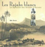 Les rajahs blancs - Couverture - Format classique