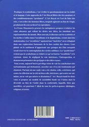 Rites et symboles de la franc-maconnerie / les loges bleues t1 - 4ème de couverture - Format classique