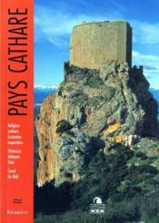 Decouvrir le pays cathare - Couverture - Format classique