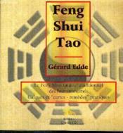 Feng shui tao - Couverture - Format classique