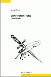 Confrontations (1994-2004) - Couverture - Format classique