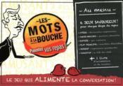telecharger Mots A La Bouche livre PDF en ligne gratuit