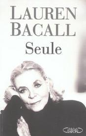 Lauren bacall seule - Intérieur - Format classique