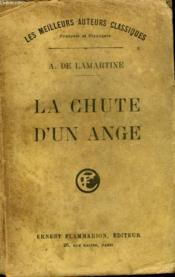 La Chute D'Un Ange. - Couverture - Format classique