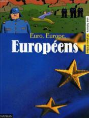 Euro Europe Europeen - Couverture - Format classique