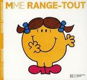 Madame Range-tout - Intérieur - Format classique