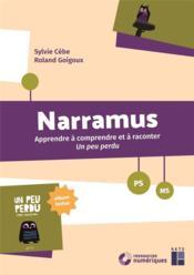 Narramus ; un peu perdu ; ps, ms (édition 2019) - Couverture - Format classique