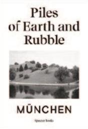 Piles of earth and rubble. gyeongju / munchen /anglais/allemand - Couverture - Format classique