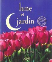Lune et jardin - Intérieur - Format classique