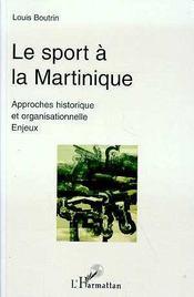 Le Sport A La Martinique - Intérieur - Format classique