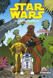 Star Wars - clone wars episodes t.4 ; à vos ordres ! - Intérieur - Format classique