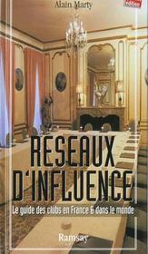 Reseaux d influence edition 2001 - Intérieur - Format classique