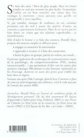 Se Faire Des Amis, C'Est Facile - 4ème de couverture - Format classique