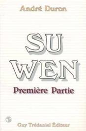 Suwen t.1 - Couverture - Format classique