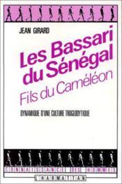 Bassari Du Senegal : Fils Du Cameleon - Couverture - Format classique