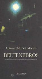 Beltenebros - Couverture - Format classique