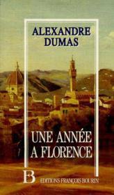 Impressions de voyage t.5 ; une année à Florence - Couverture - Format classique