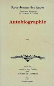 Autobiographie - Couverture - Format classique