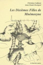Les Dixiemes Filles De Mnemosyne - Couverture - Format classique