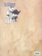 Plageman ; le deux - 4ème de couverture - Format classique