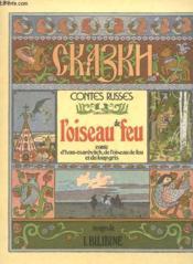 L'Oiseau De Feu - Contes Russes - Couverture - Format classique