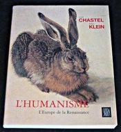 L'humanisme l europe de la renaissance - Intérieur - Format classique