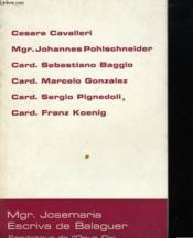 Escriva De Balaguer - Couverture - Format classique