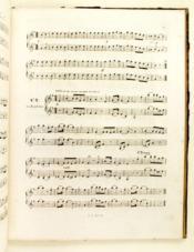 Nouveaux Principes de Violon à l'usage des Commençants, pour servir d'introduction à la Méthode du Conservatoire. - Couverture - Format classique