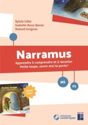 Narramus ; apprendre à comprendre et à raconter Petite taupe, ouvre-moi ta porte ! MS, PS (édition 2019) - Couverture - Format classique