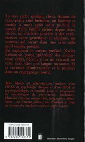Azram Le Demon Des Profondeurs - 4ème de couverture - Format classique