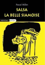 Salsa, La Belle Siamoise - Couverture - Format classique