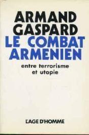 Le Combat Armenien - Couverture - Format classique