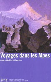 Voyages Dans Les Alpes - Intérieur - Format classique