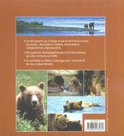 Ours (L ) - 4ème de couverture - Format classique