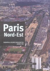 Paris nord-est - Couverture - Format classique