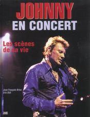 Johnny en concert 1960 2000 - Intérieur - Format classique