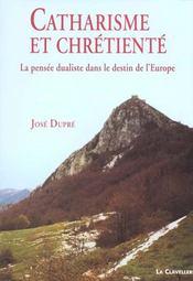 Catharisme et chrétienté - Intérieur - Format classique