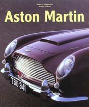 Aston Martin - Intérieur - Format classique