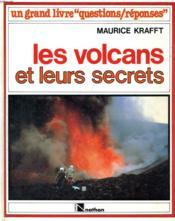 Volcans Et Leur Secret - Couverture - Format classique