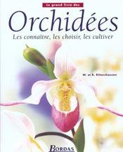 Le Grand Livre Des Orchidees - Intérieur - Format classique